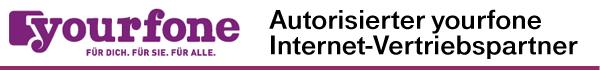 Autorisierter yourfone Internet-Vertriebspartner