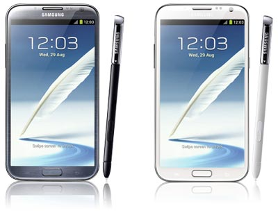 Samsung Galaxy Note 2 N7100 bei yourfone mit / ohne Vertrag