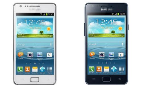 Samsung Galaxy S2 Plus I9105P bei yourfone ohne / mit Allnet Flat