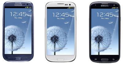 samsung galaxy s3 i9300 mit yourfone tarif z b allnet flat. Black Bedroom Furniture Sets. Home Design Ideas