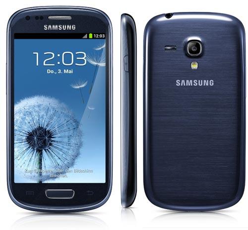 Samsung Galaxy S3 mini I8190 bei yourfone mit / ohne Vertrag