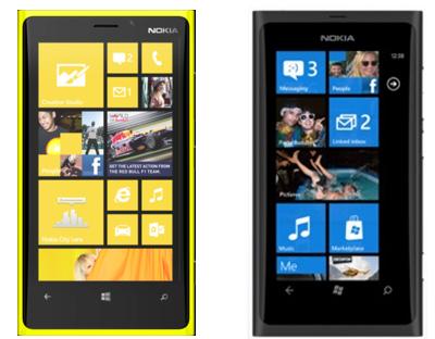 Nokia Lumia 920 bei yourfone ohne und mit Allnet Flat Tarif