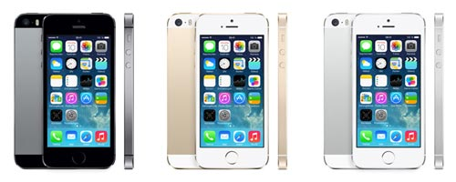 yourfone Smartphone Apple iPhone 5S