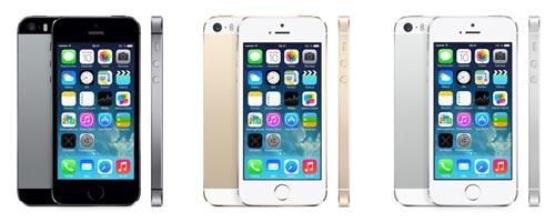 yourfone Smartphone Apple iPhone 5S