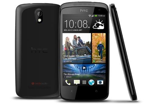 HTC Desire 500 günstig ohne / mit yourfone Allnet Flat Tarif