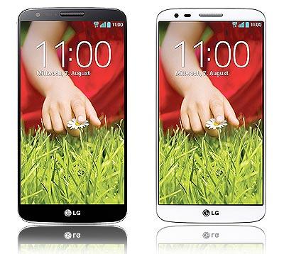 LG G2 günstig ohne / mit yourfone Allnet Flat Vertrag