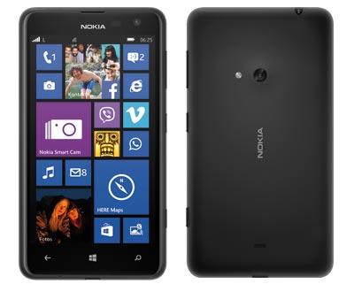 Nokia Lumia 625 günstig ohne / mit yourfone Handyflat Tarif